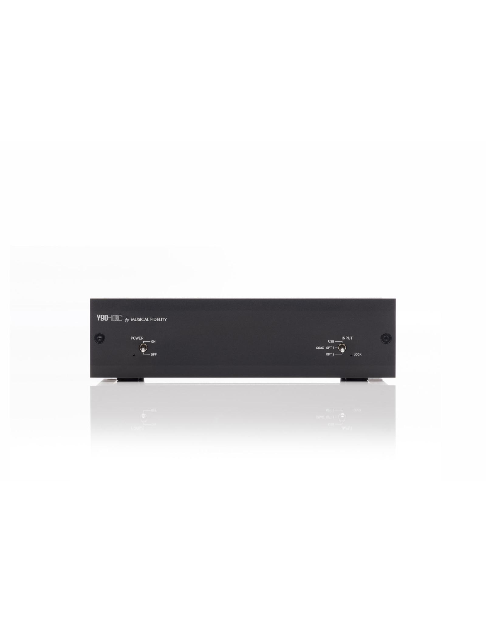 Musical Fidelity Musical Fidelity V90-DAC DAC