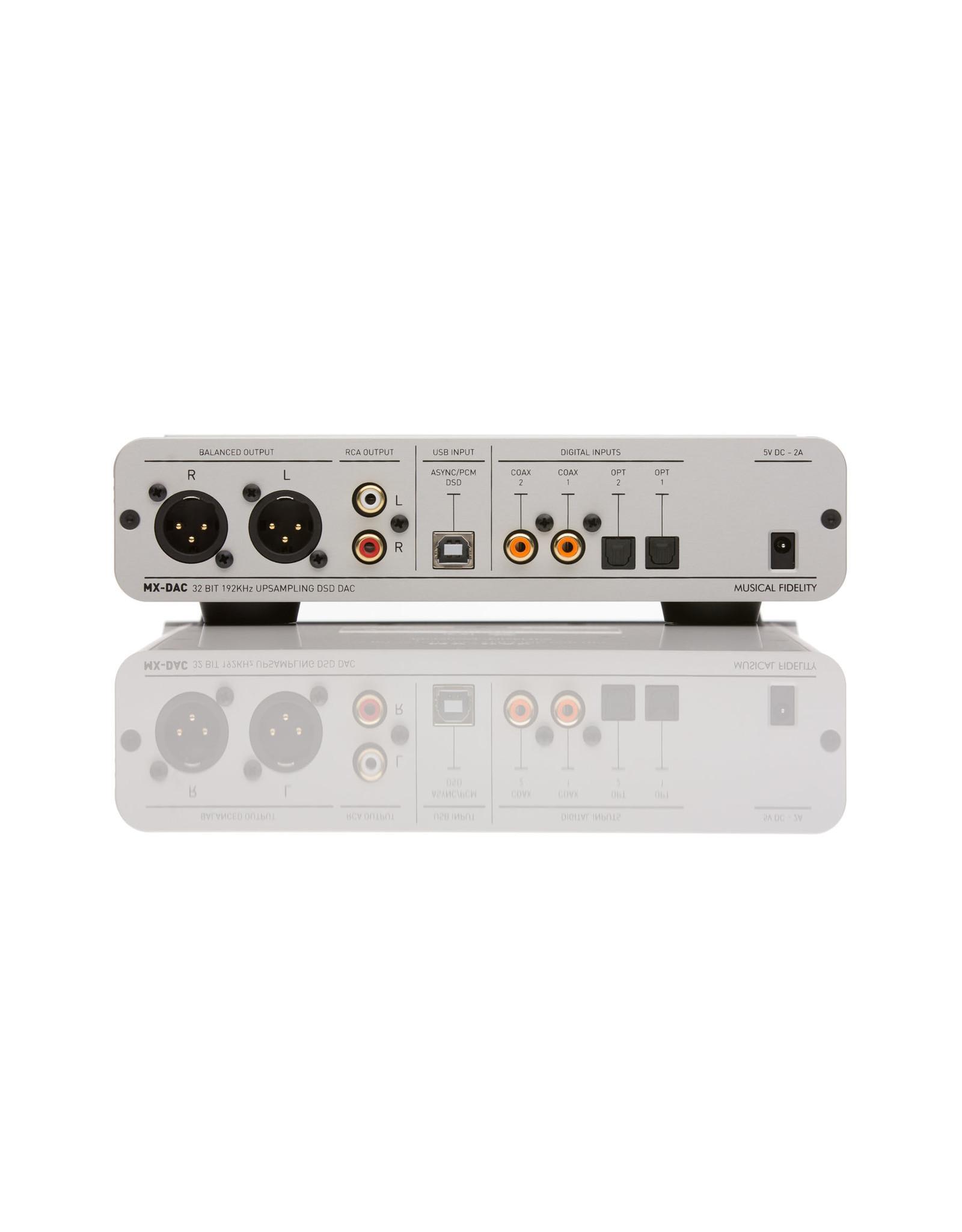 Musical Fidelity Musical Fidelity MX-DAC DAC