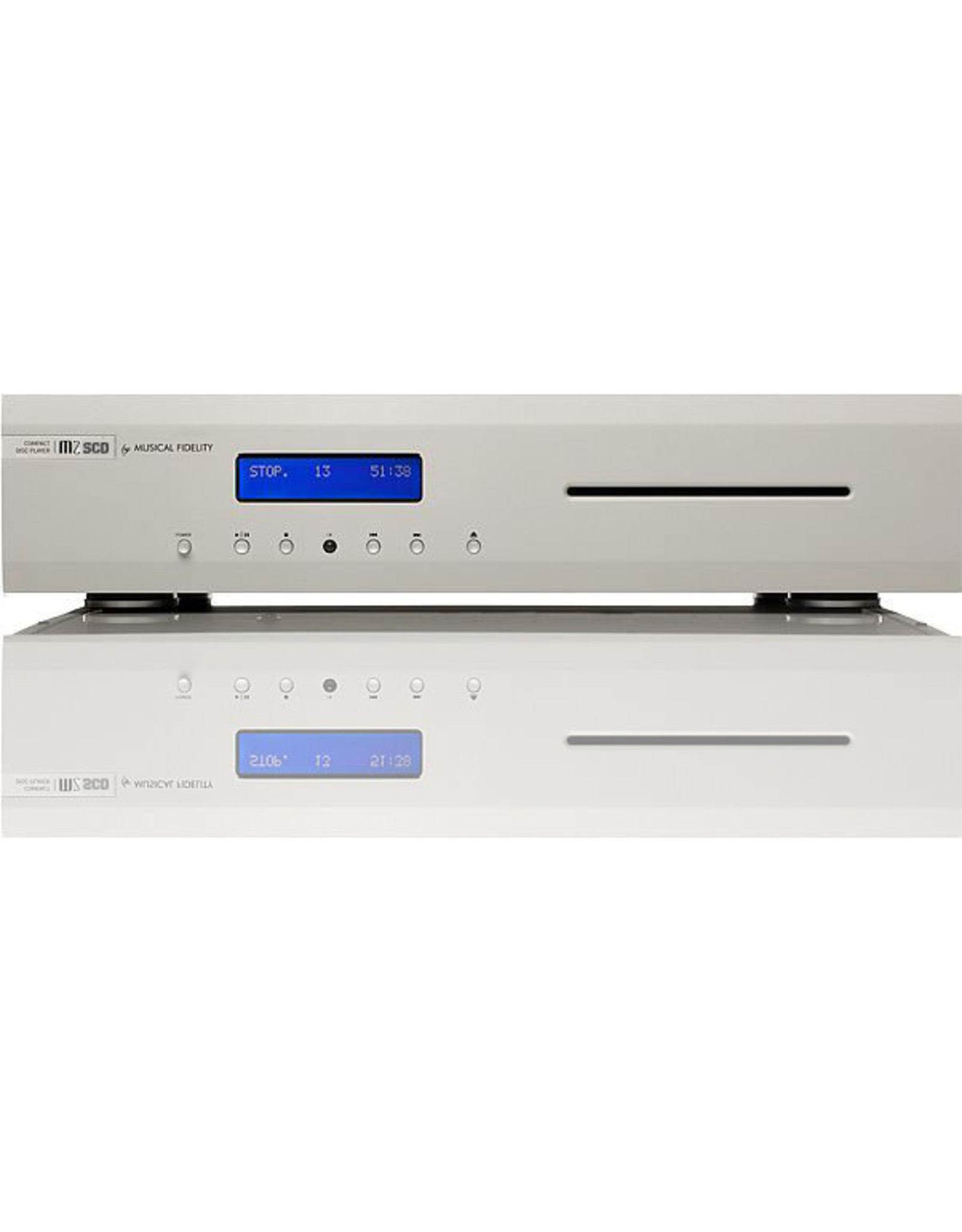 Musical Fidelity Musical Fidelity M2scd CD Player
