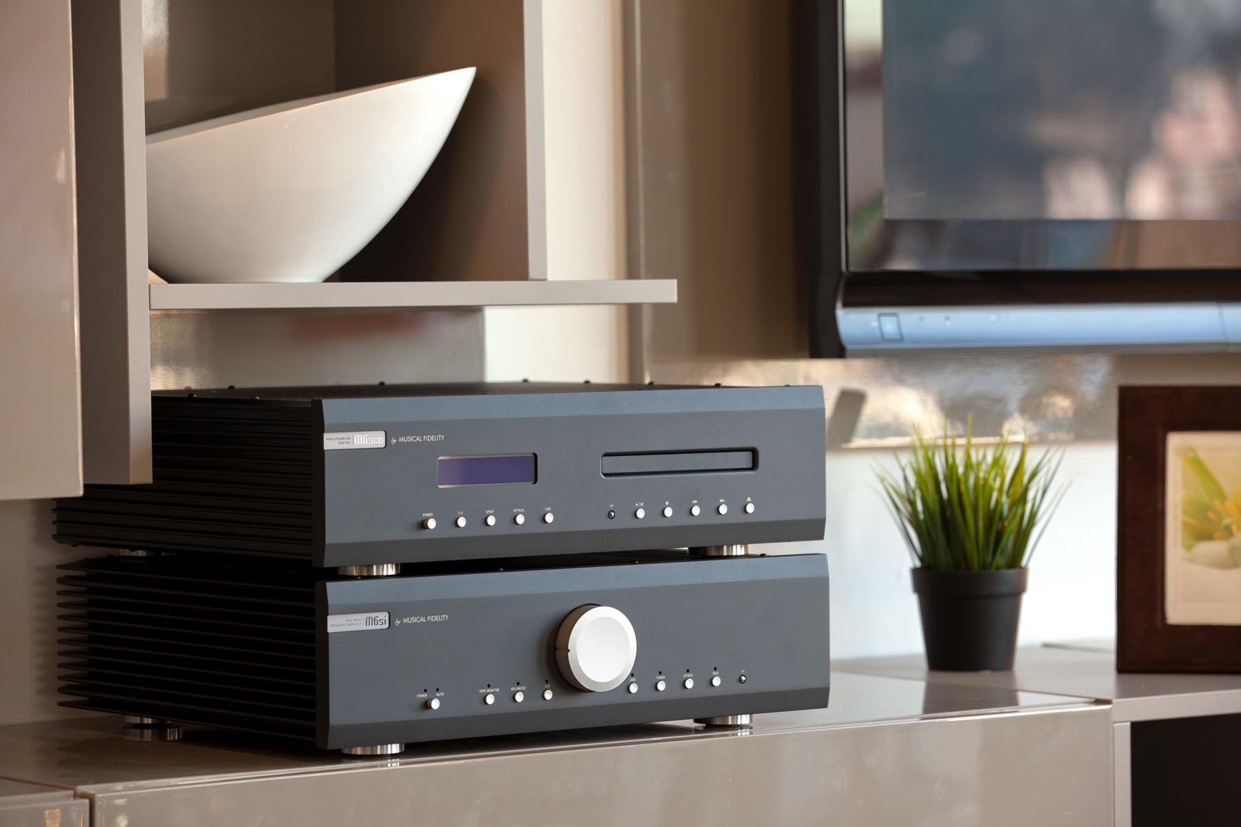 Musical Fidelity Electronics