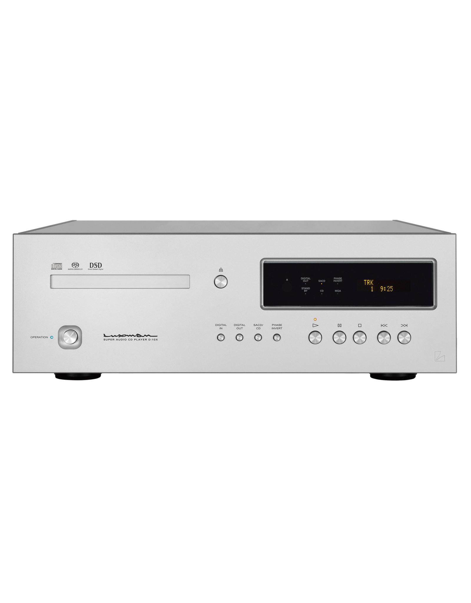 Luxman Luxman D-10X Super Audio CD Player / DAC