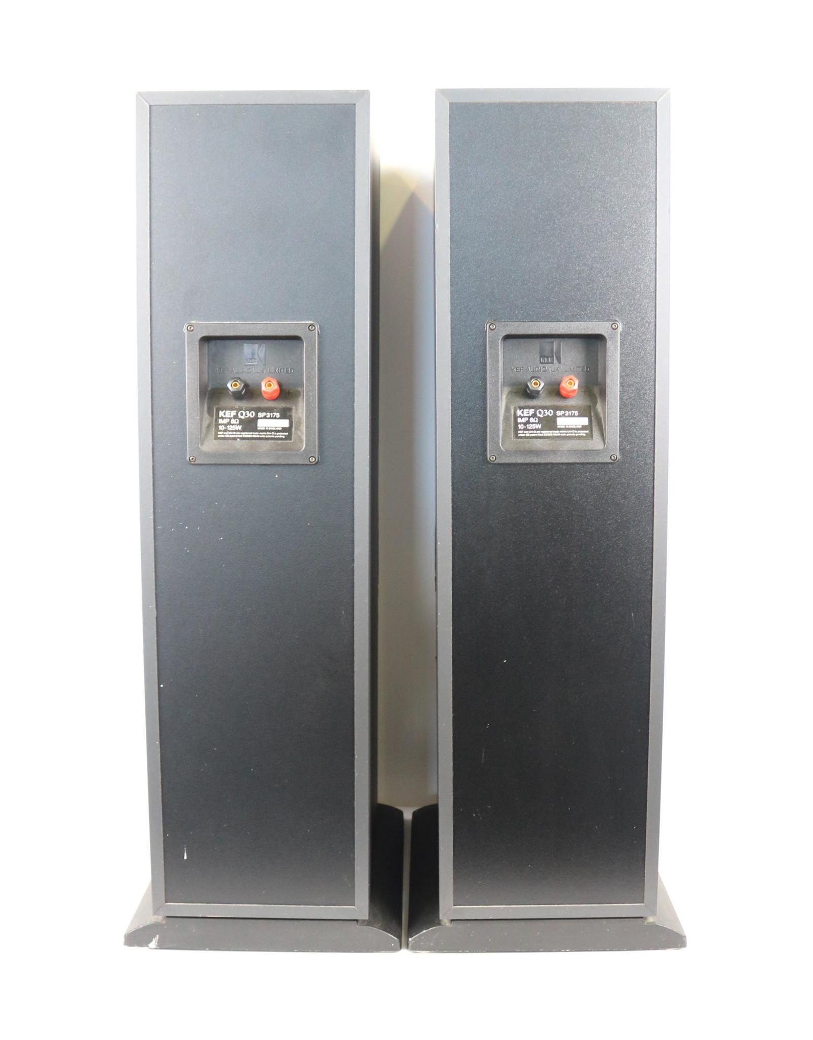 KEF KEF Q30 Floorstanding Speakers USED