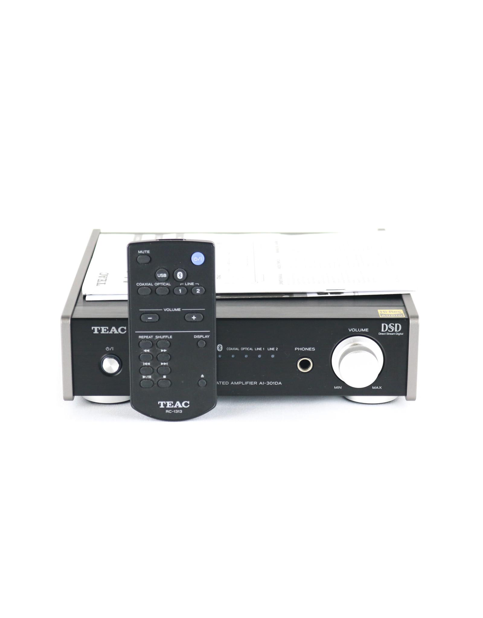 Teac Teac AI-301DA Integrated Amp Black USED