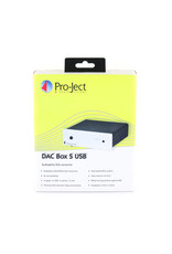 Pro-Ject Pro-Ject DAC Box S USB Black USED