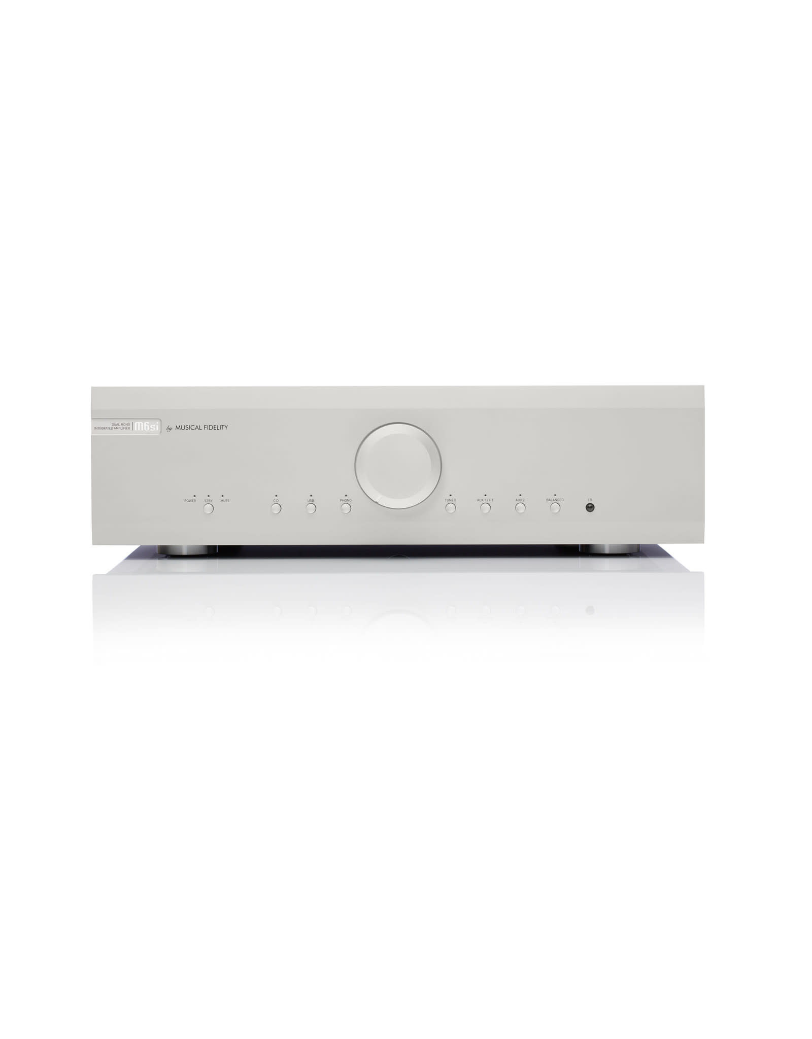 Musical Fidelity Musical Fidelity M6si Integrated Amplifier Silver USED (B STOCK)