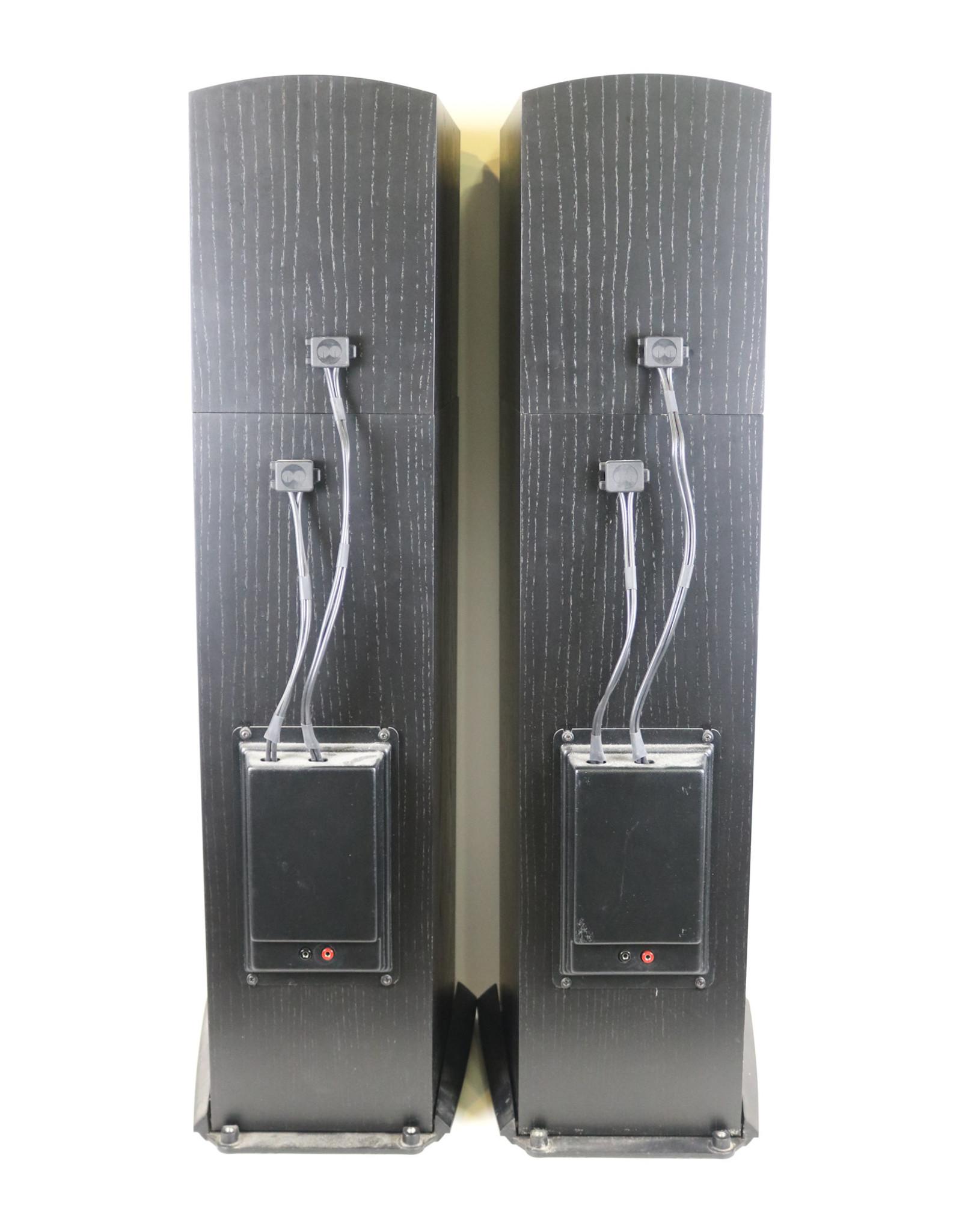 Naim Audio Naim Audio Allae Floorstanding Speakers Black USED