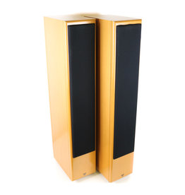 Vienna Acoustics Vienna Acoustics Mozart Floorstanding Speakers Beech USED