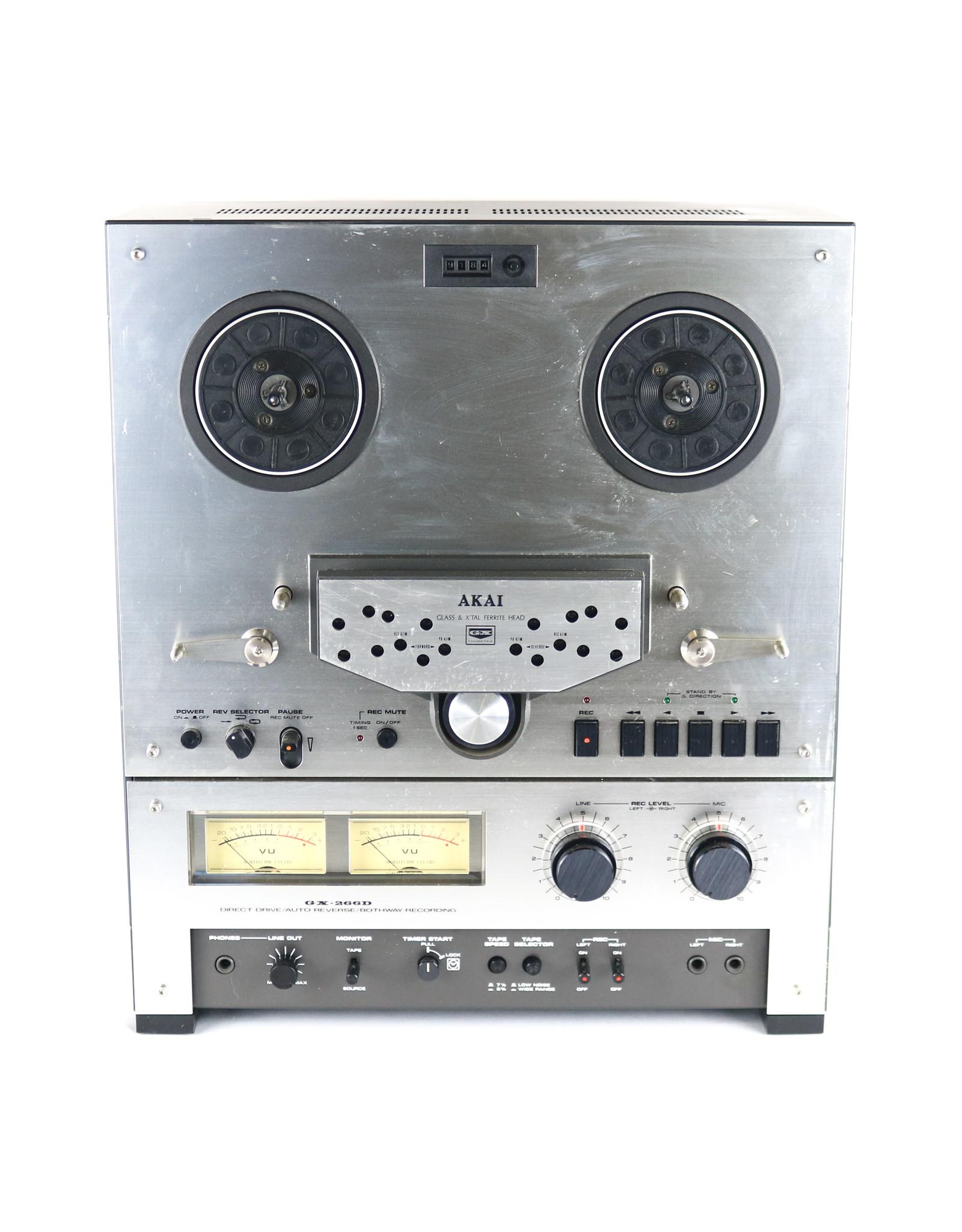 Akai Akai GX-266D Reel-To-Reel Deck USED