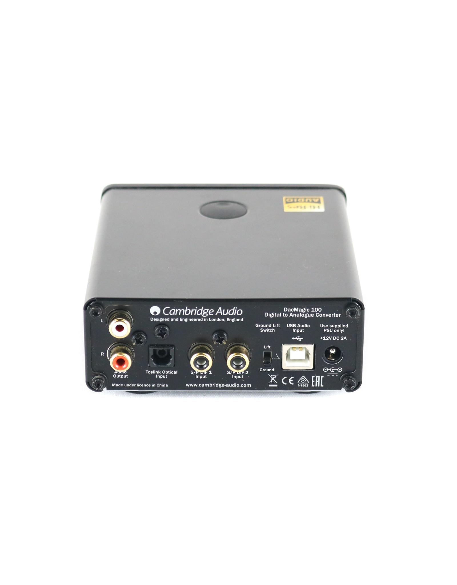 Cambridge Audio Cambridge Audio DacMagic 100 DAC USED