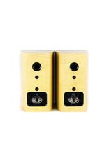 Era Acoustics Era Acoustics Design 4 Sat Bookshelf Speakers Maple USED
