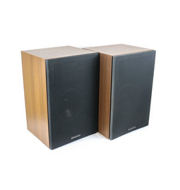 Dahlquist Dahlquist DQM-3 Bookshelf Speakers USED