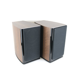 Wharfedale Wharfedale Diamond 11.1 Bookshelf Speakers Walnut USED