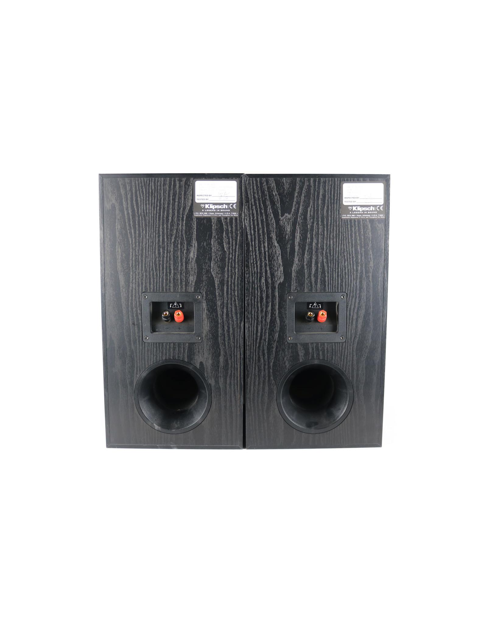 Klipsch Klipsch SB-3 Bookshelf Speakers Black USED