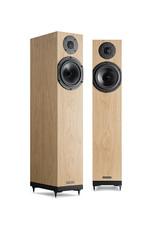 Spendor Spendor A2 Floorstanding Speakers Natural Oak OPEN BOX
