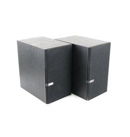 KEF KEF Q100 Bookshelf Speakers Black USED
