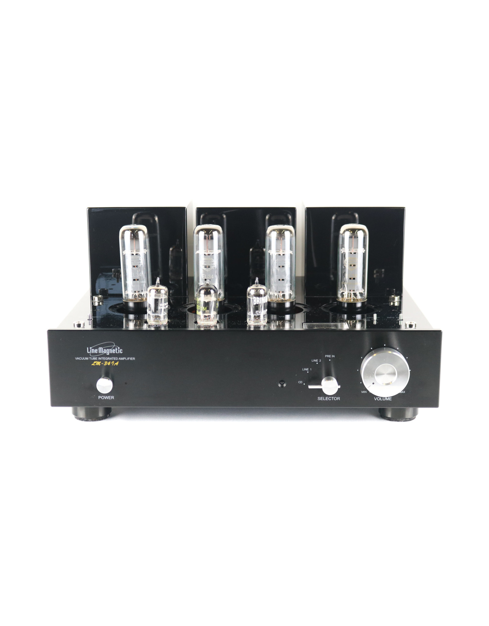 Line Magnetic Line Magnetic 34iA Integrated Amp USED