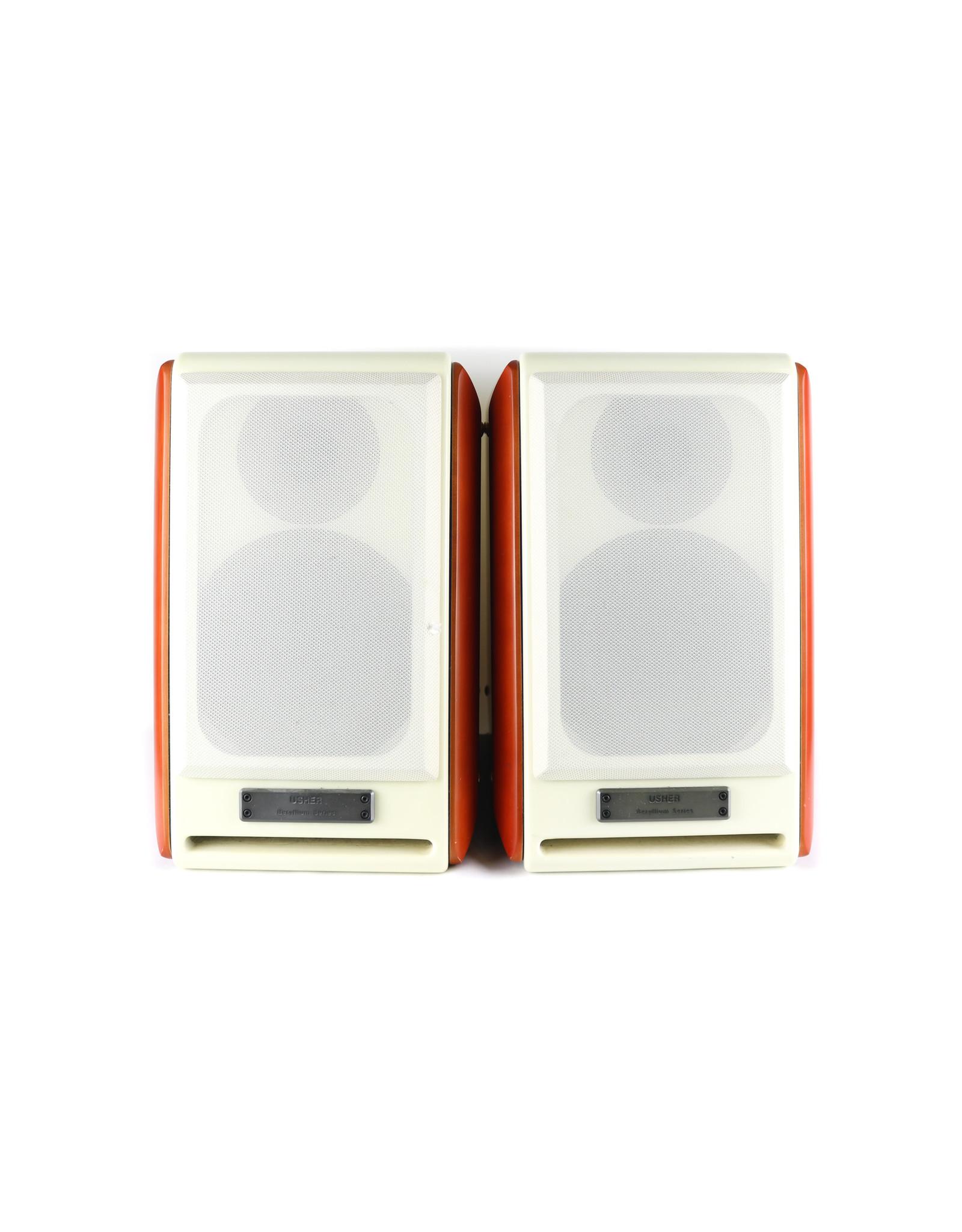 Usher Usher Compass BE-718 Bookshelf Speakers USED