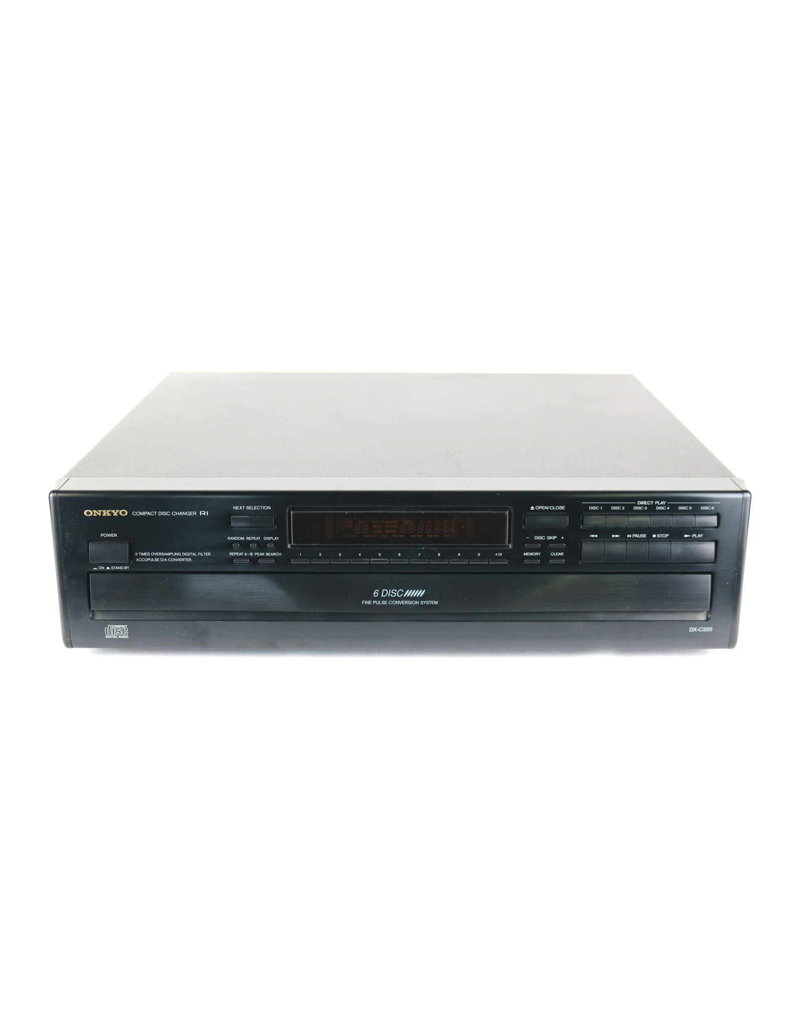 Onkyo Onkyo DX-C320 6-Disc CD Player USED