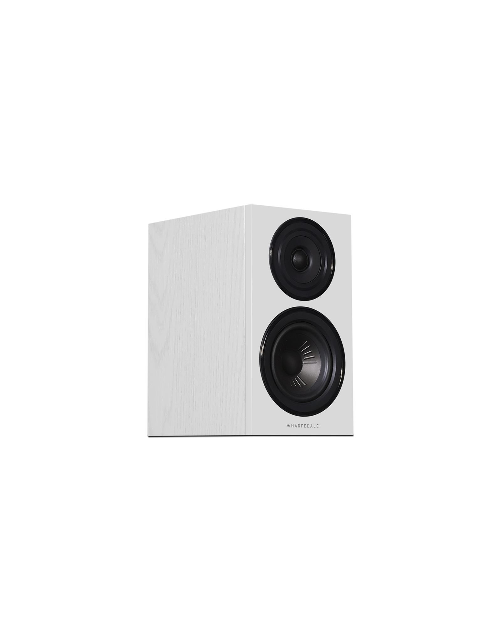 Wharfedale Wharfedale Diamond 12.1 Bookshelf Speakers White OPEN STOCK