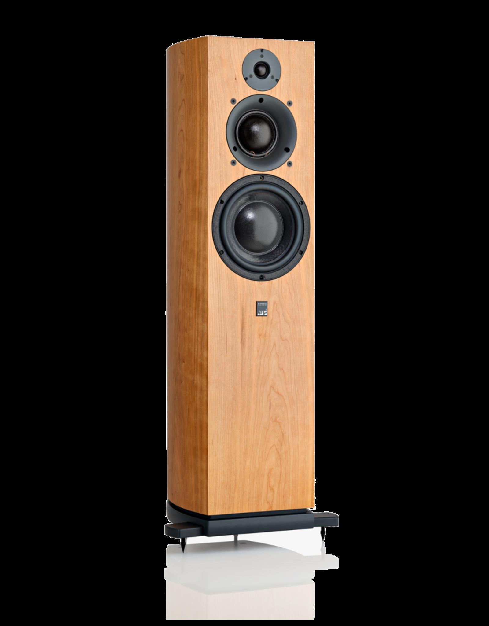 ATC ATC SCM40 v2 Floorstanding Speakers Cherry EX-DEMO