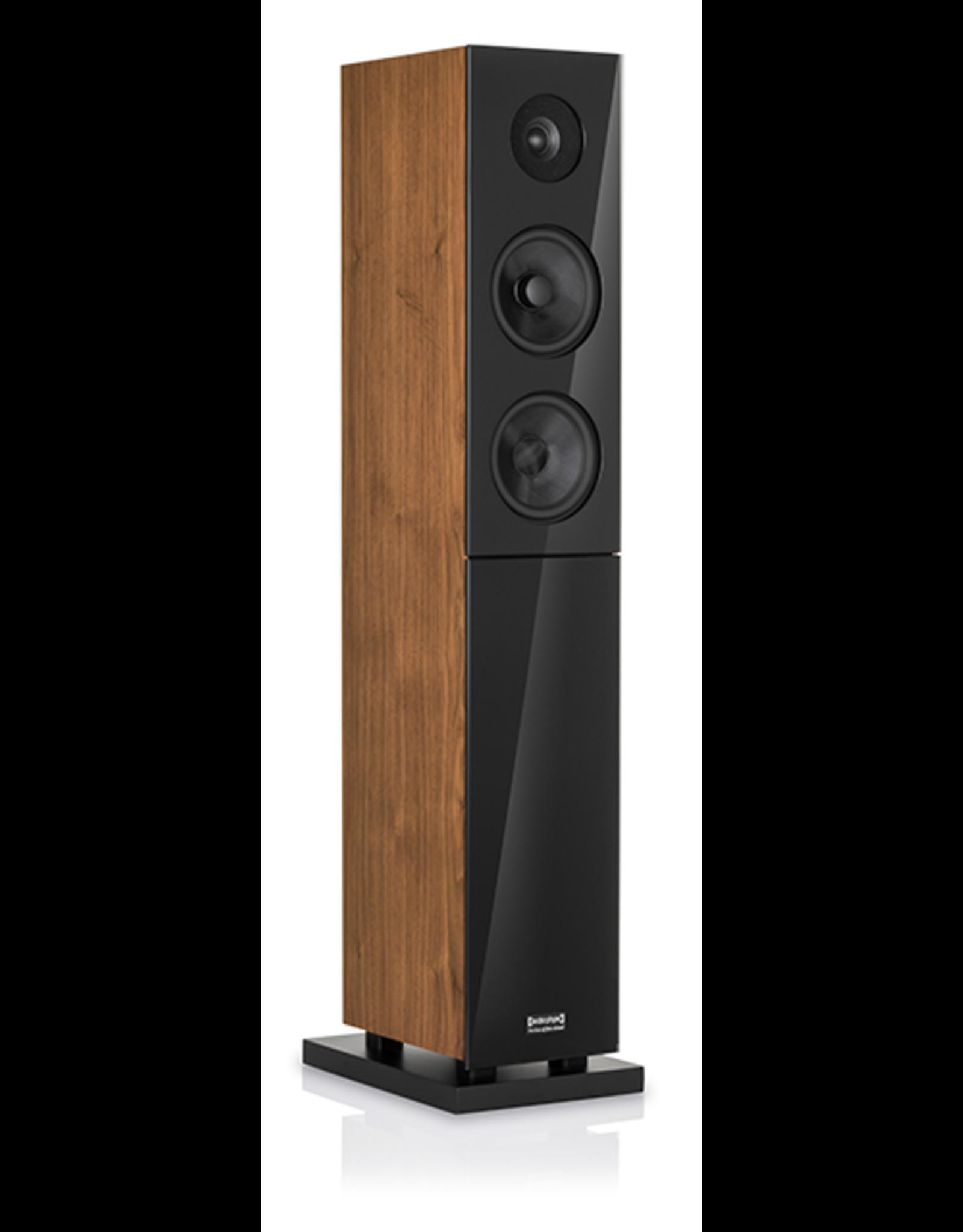 Audio Physic Audio Physic Classic 12 Floorstanding Speakers Walnut EX-DEMO