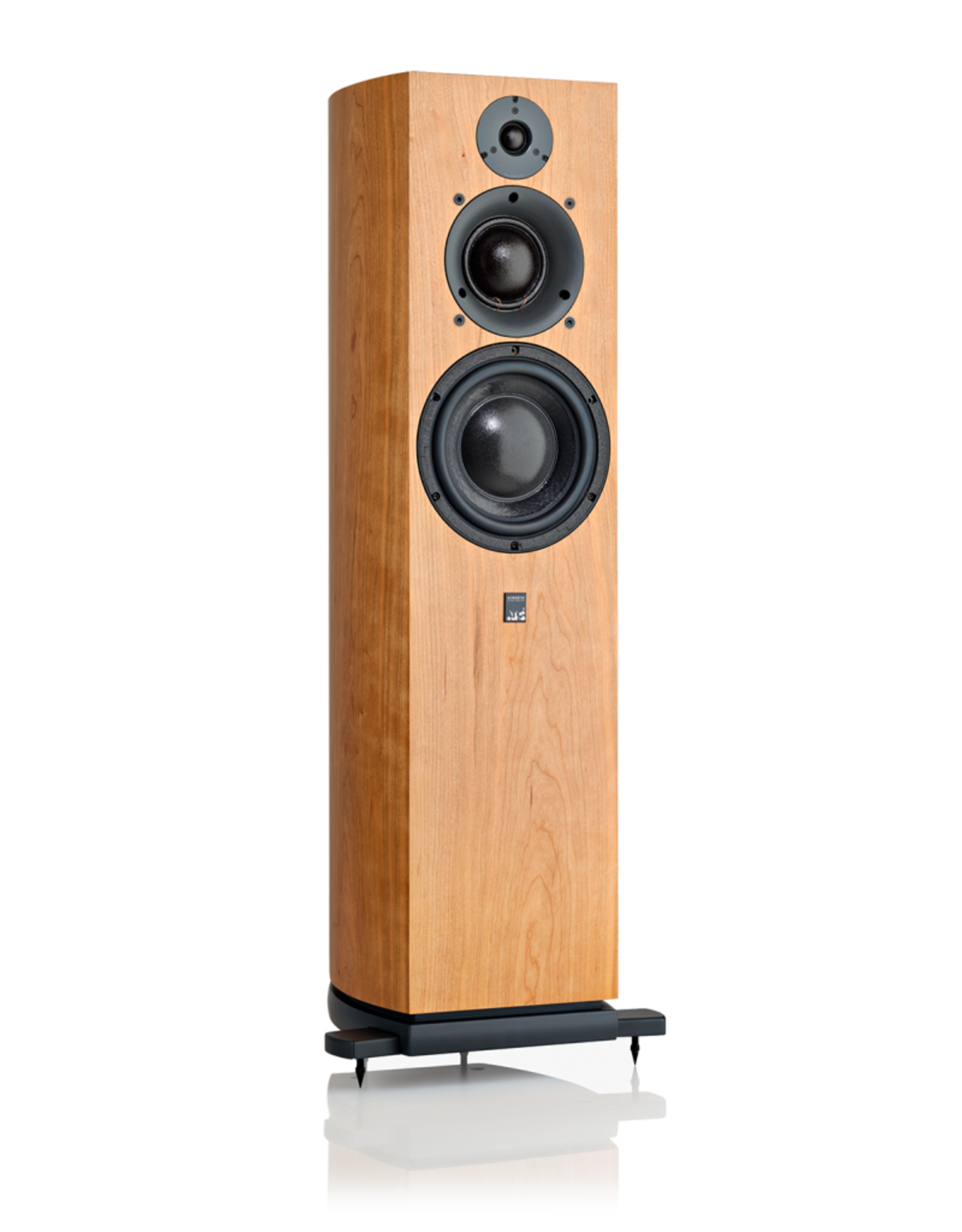 ATC ATC SCM40A Powered Floorstanding Loudspeakers Cherry EX-DEMO