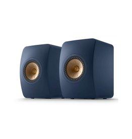 KEF KEF LS50 Meta Bookshelf Speakers Royal Blue OPEN STOCK