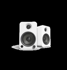 Kanto Kanto YU4 Powered Bluetooth Speakers Matte White OPEN BOX