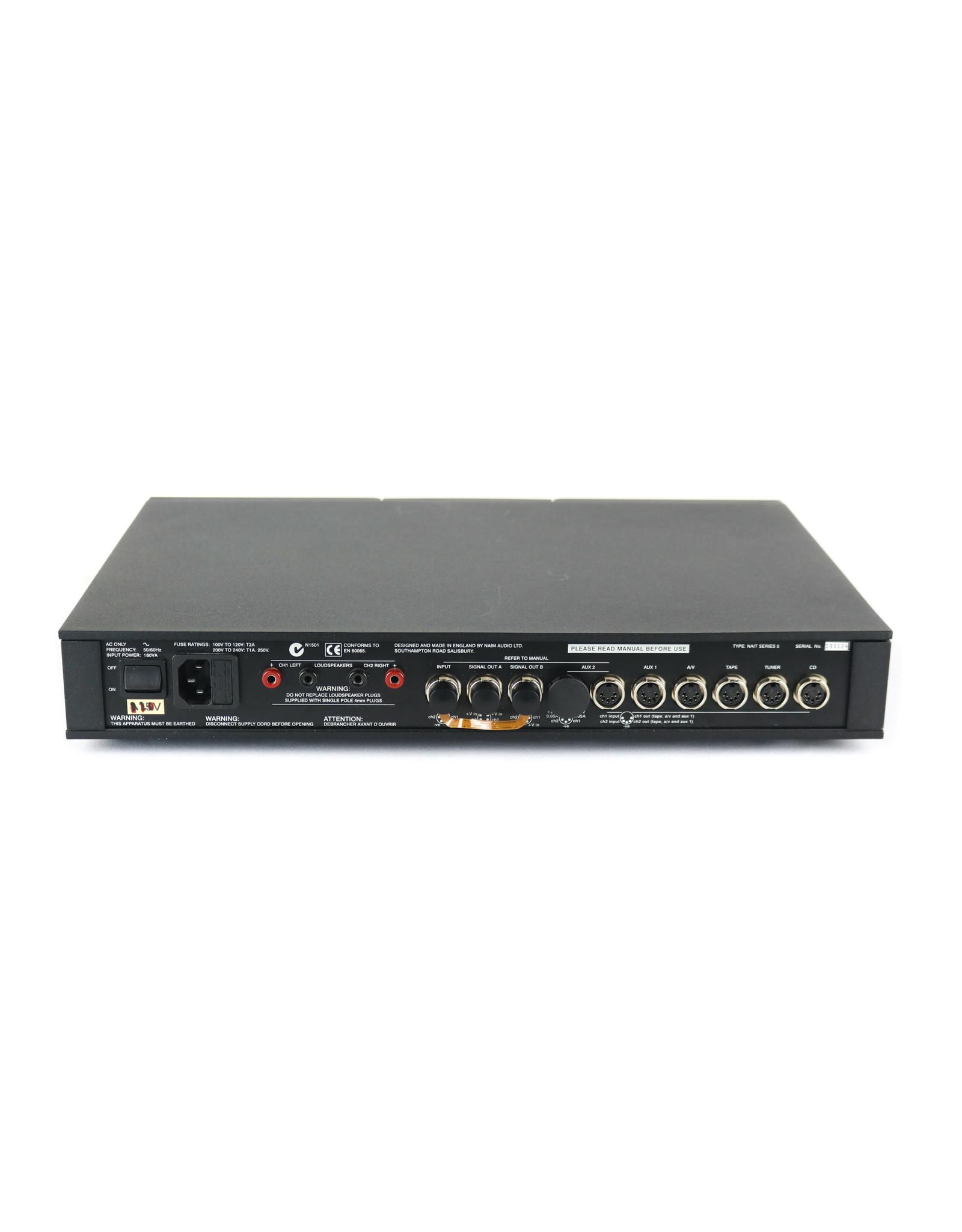 Naim Audio Naim Audio NAIT5 Integrated Amp (2003) USED