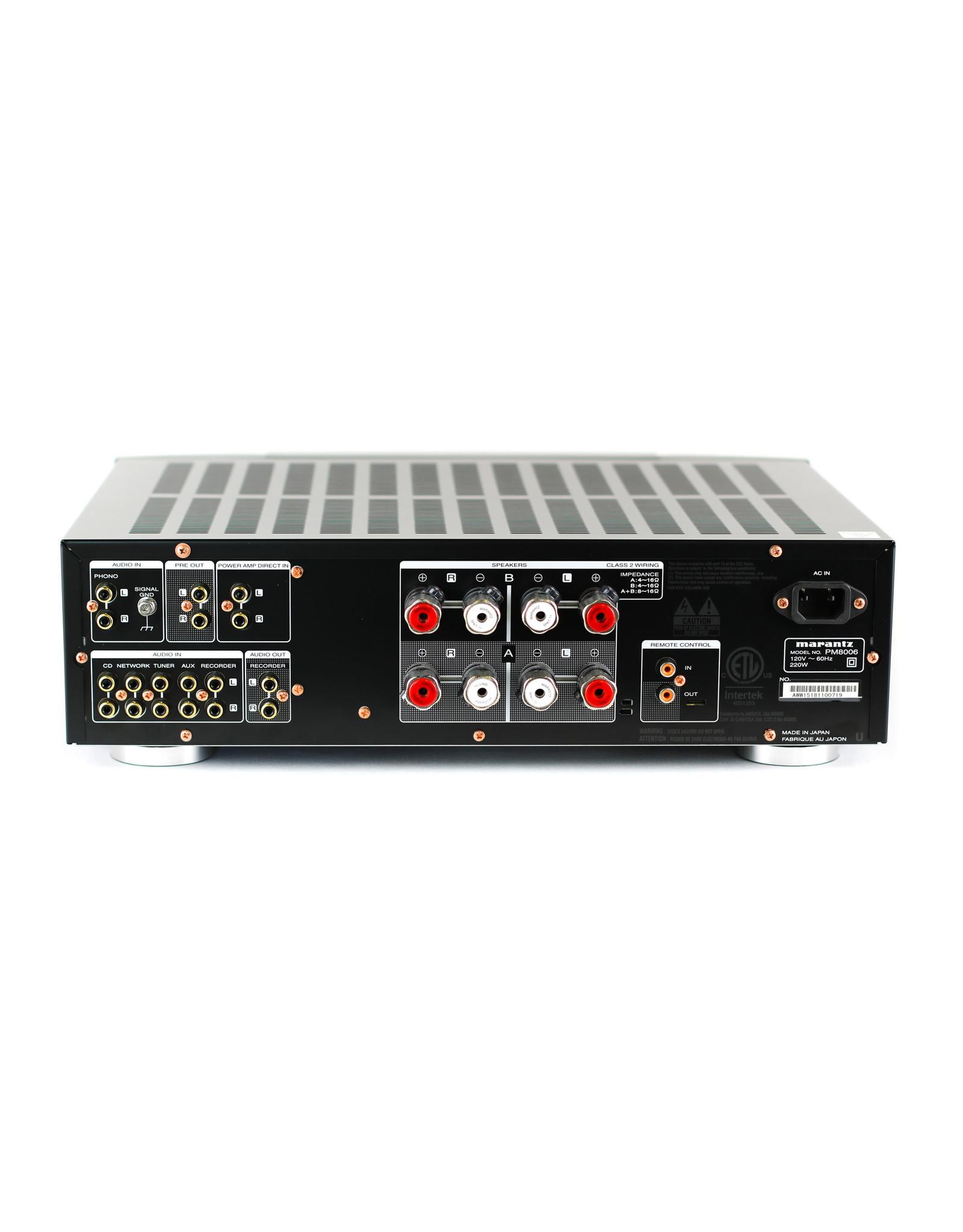 Marantz Marantz PM8006 Integrated Amplifier USED