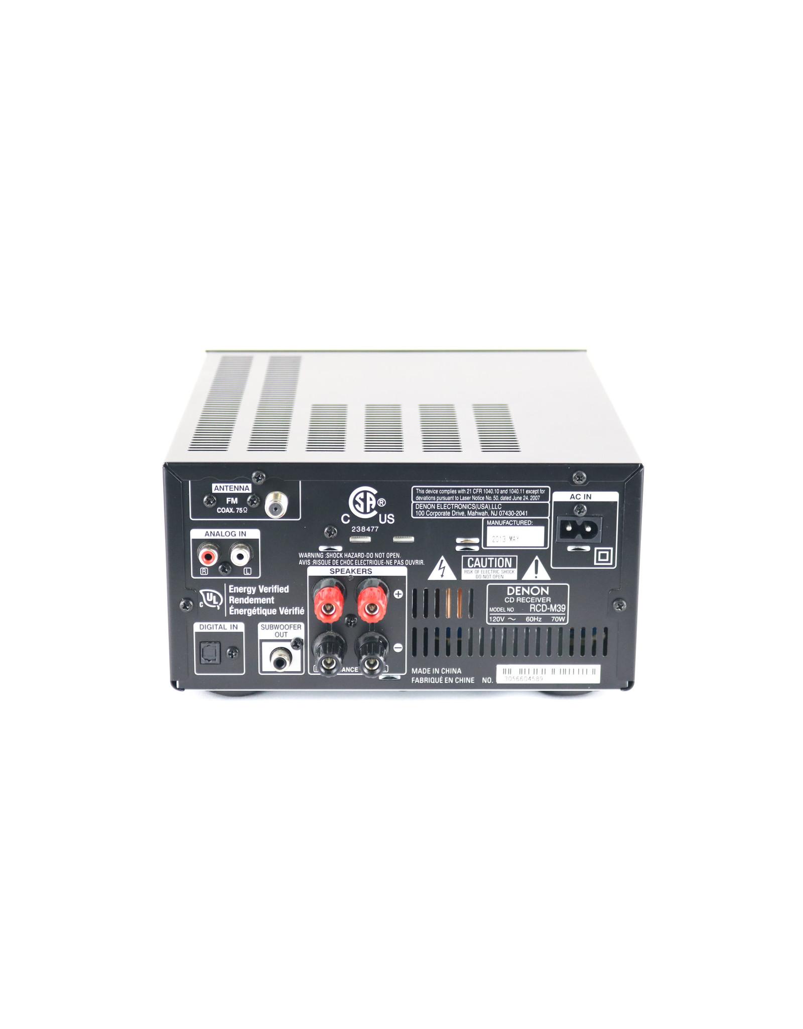 Denon Denon RCD-M39 Mini System USED