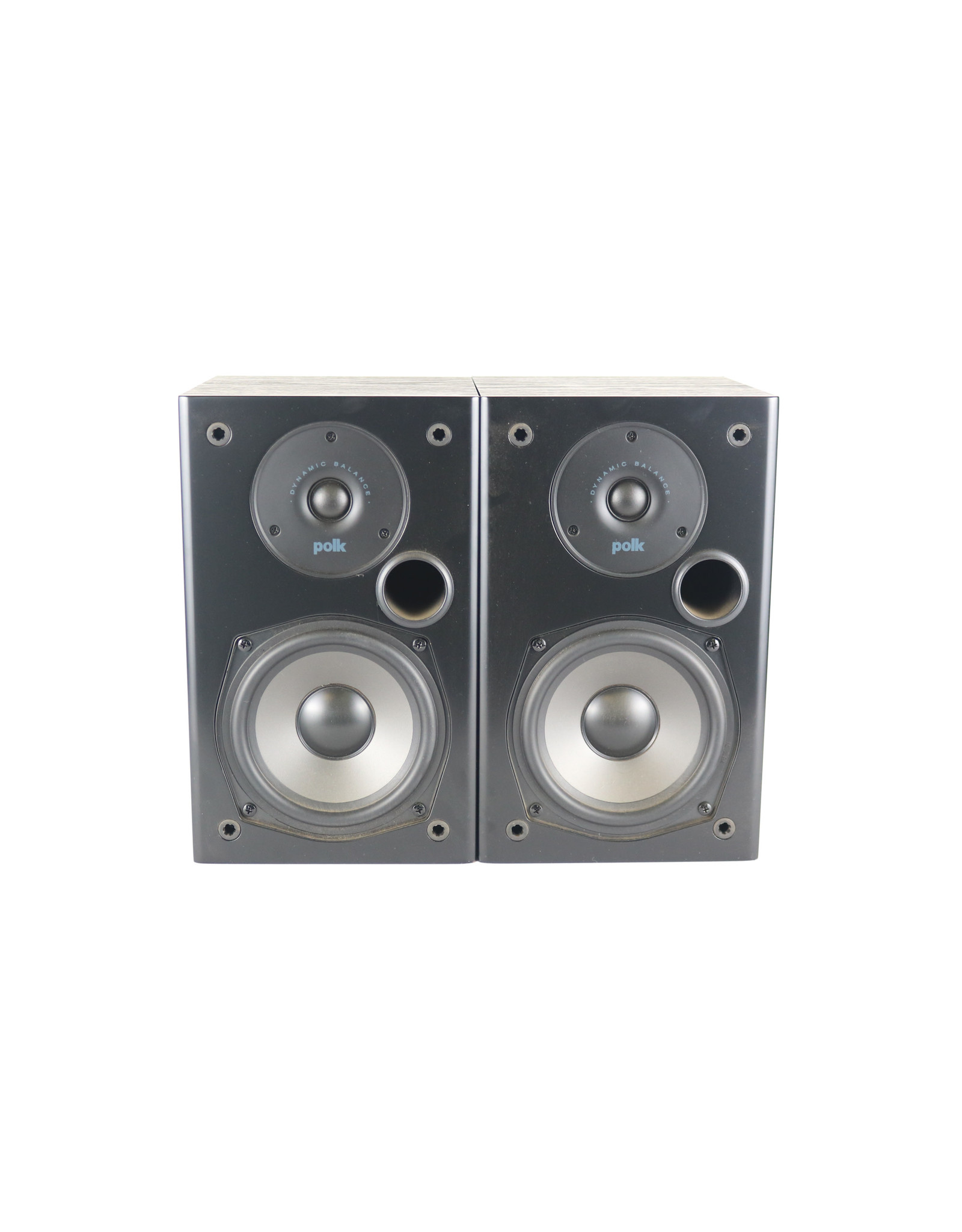 Polk Polk Audio T15 Bookshelf Speakers USED