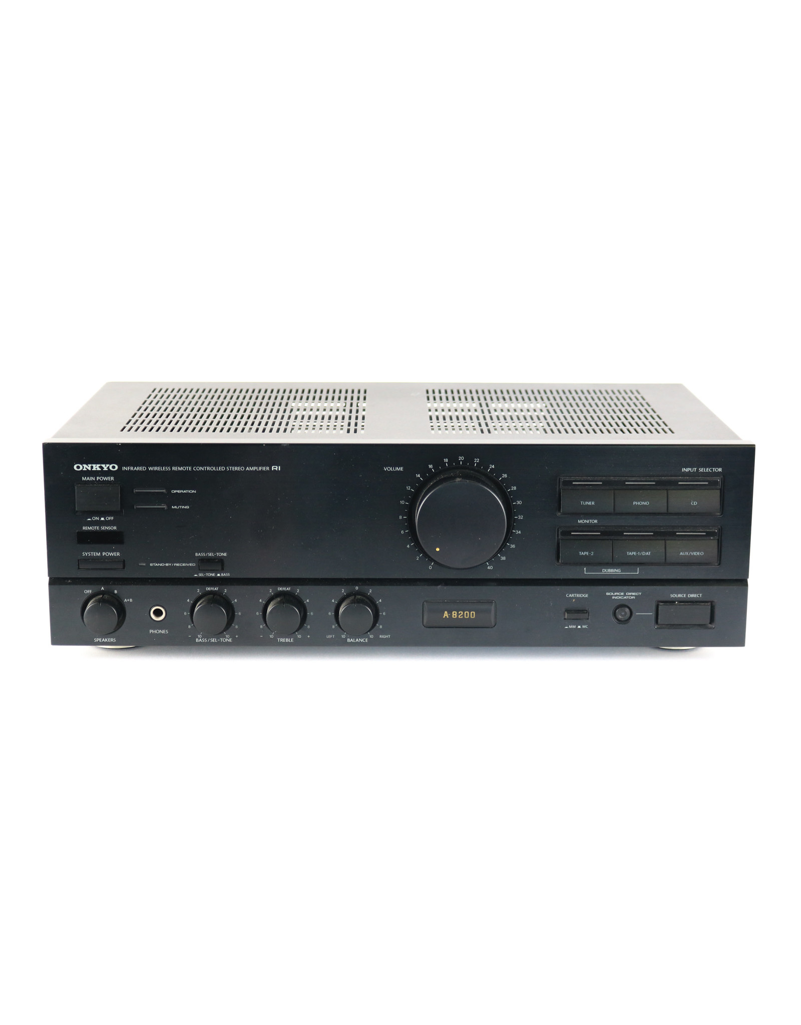 Onkyo Onkyo A-8200 Integrated Amp USED