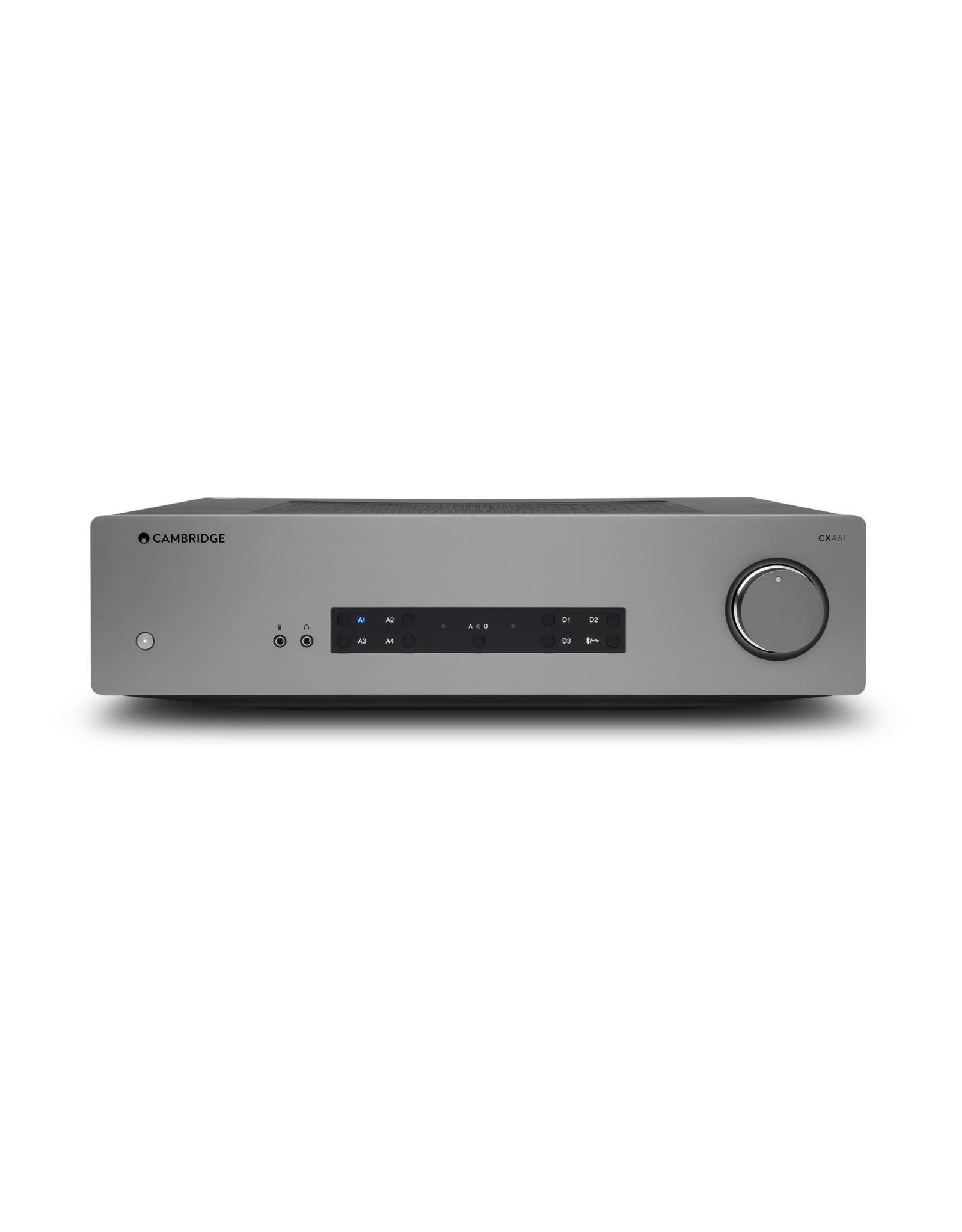 Cambridge Audio Cambridge Audio CXA61 Integrated Amplifier OPEN BOX