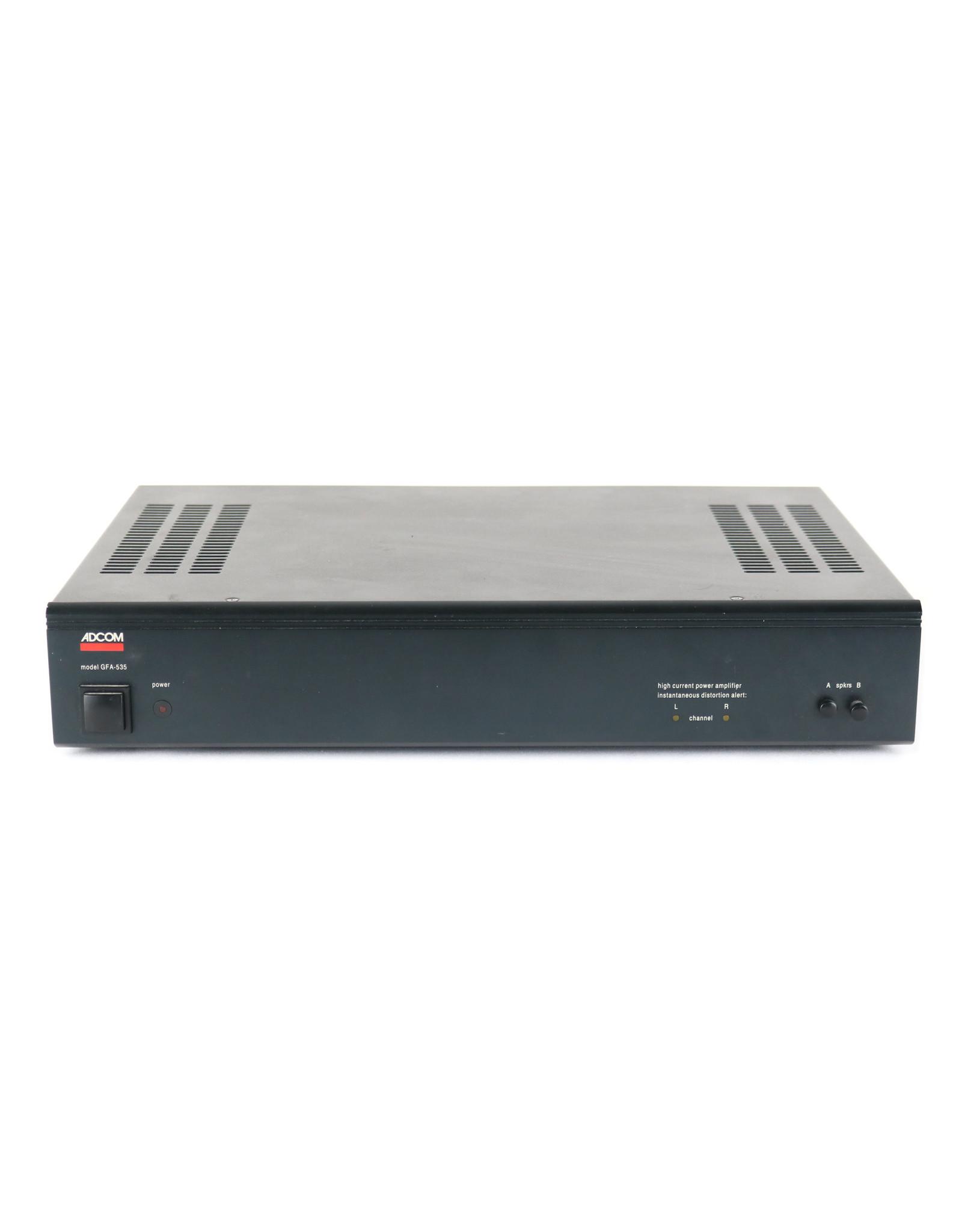 Adcom Adcom GFA-535 Power Amp USED