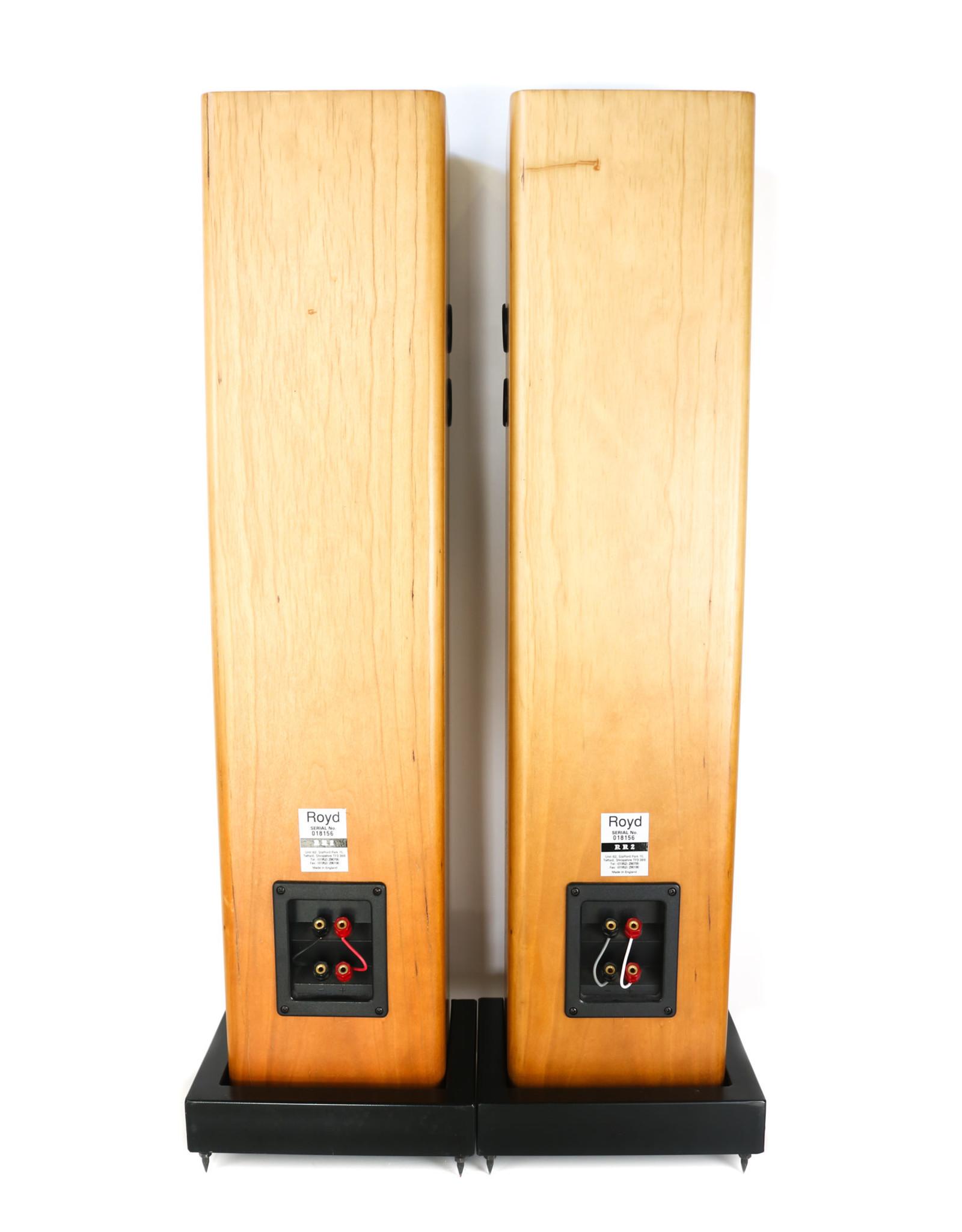 Royd Royd RR2 Floorstanding Speakers USED