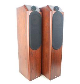 B&W B&W CDM 7SE Floorstanding Speakers Rosewood USED