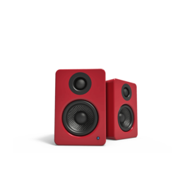 Kanto Kanto YU2 Powered Speakers Gloss Red CLOSEOUT