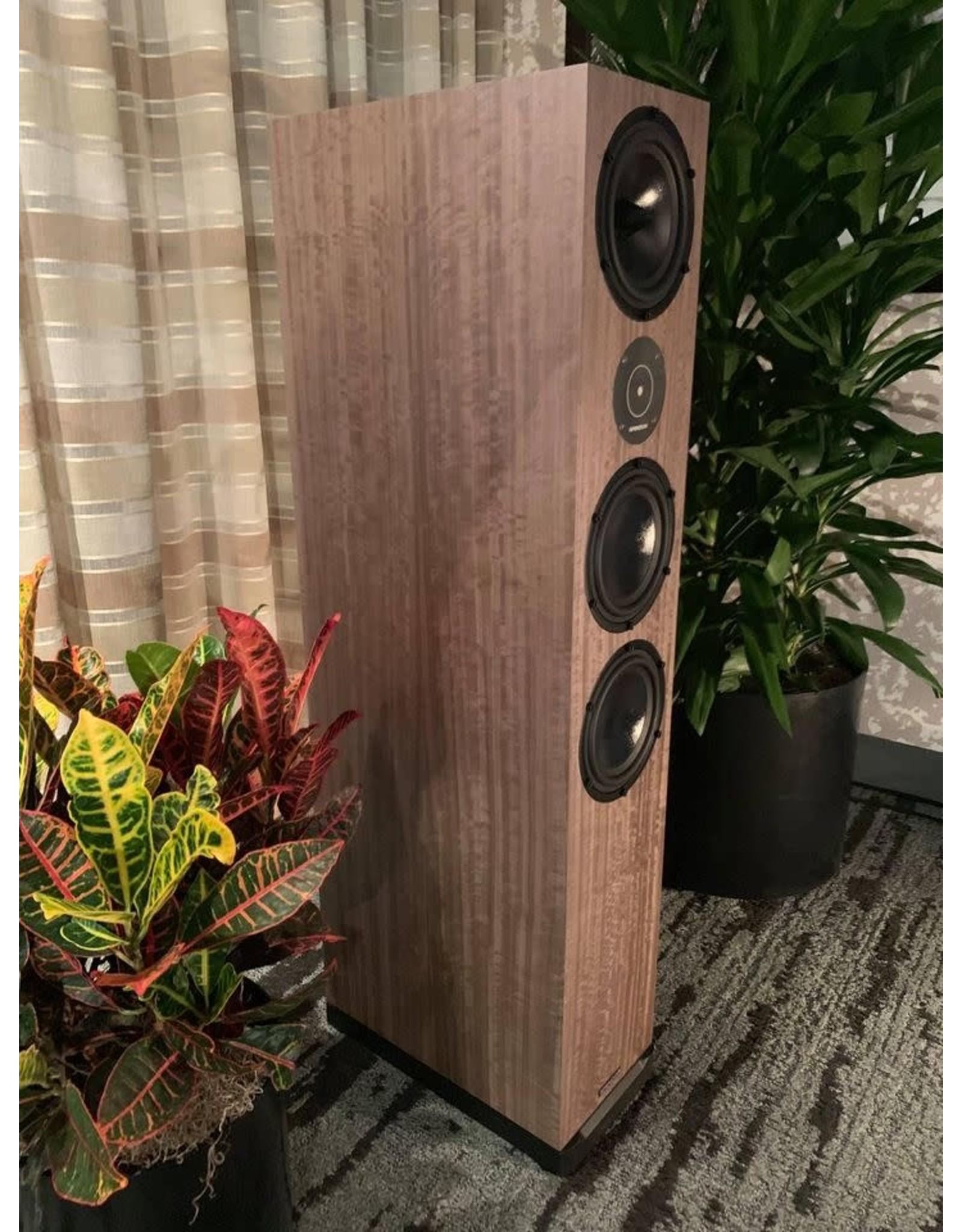 Spendor Spendor D9.2 Floorstanding Speakers Limited Eucalyptus EX-DEMO