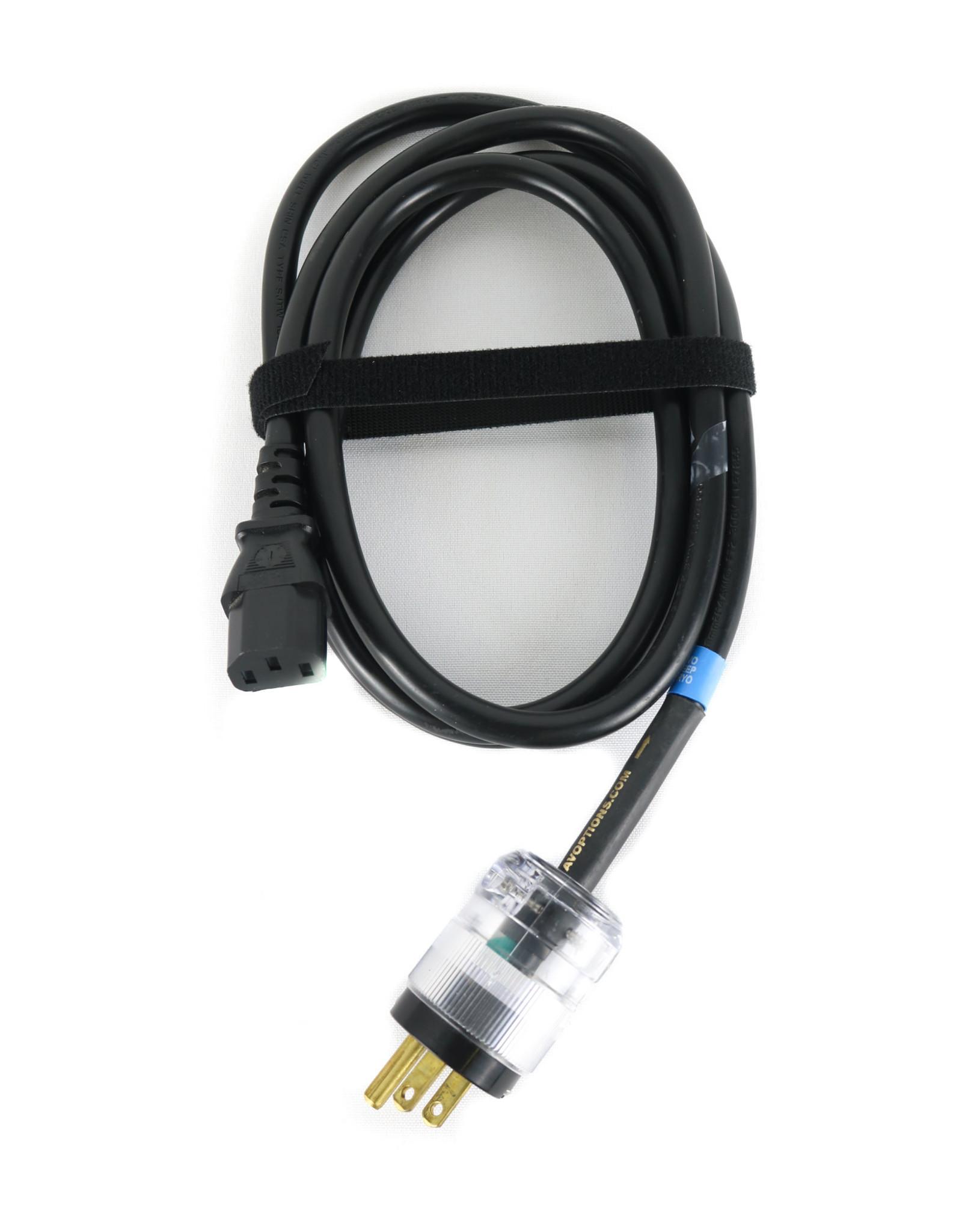 AV Options AV Options TibiaPlus AC Power Cable USED
