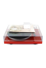 Pro-Ject Pro-Ject Debut Carbon Esprit SB DC Turntable Red OPEN BOX