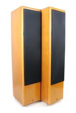Vienna Acoustics Vienna Acoustics Bach Floorstanding Speakers Beech USED
