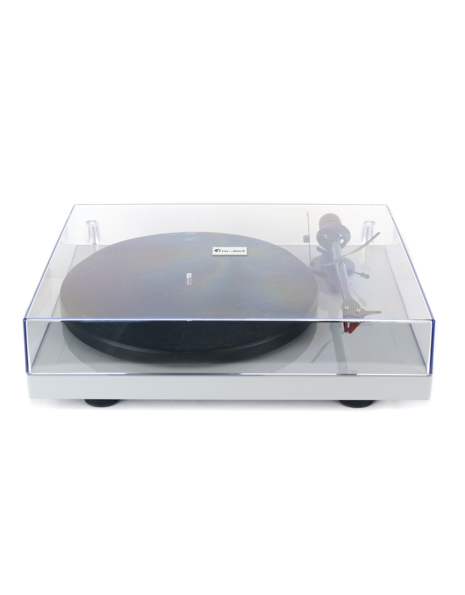 Pro-Ject Pro-Ject Debut Carbon DC Turntable Light Grey USED