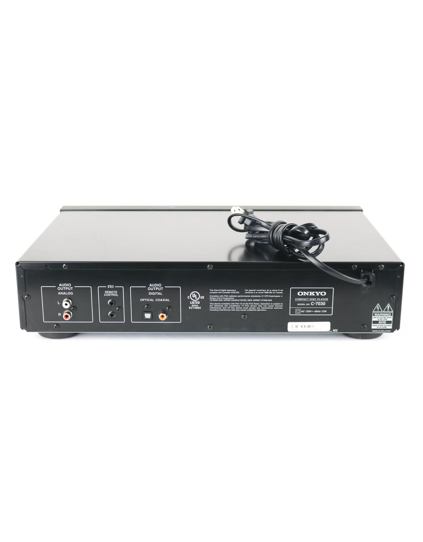 Onkyo Onkyo C-7030 CD Player USED