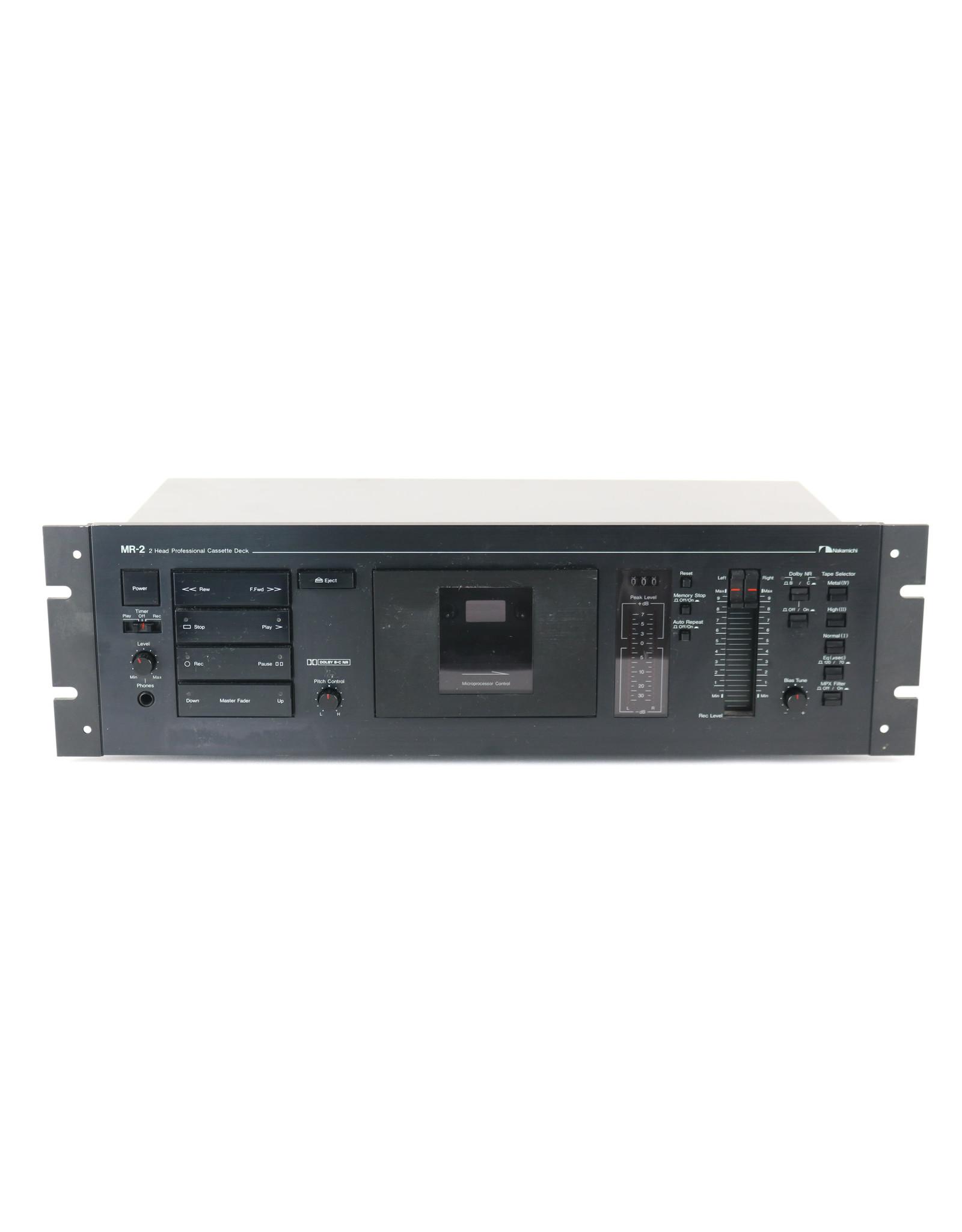 Nakamichi Nakamichi MR-2 Cassette Deck USED