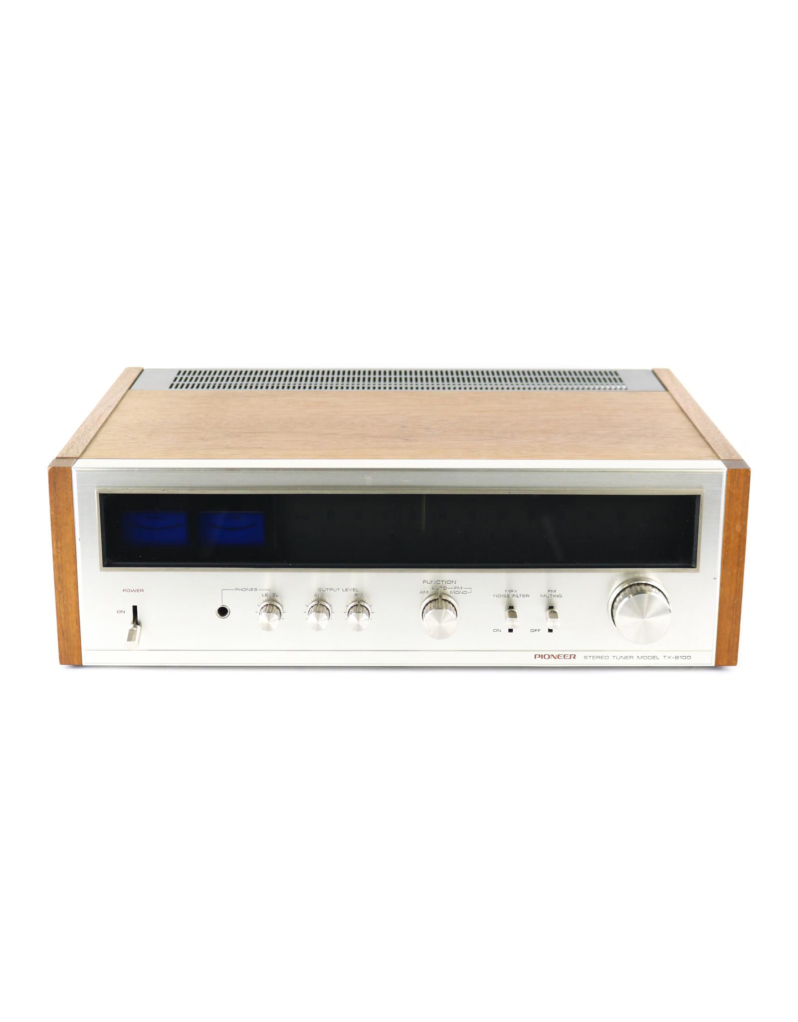 Pioneer Pioneer TX-8100 Tuner USED