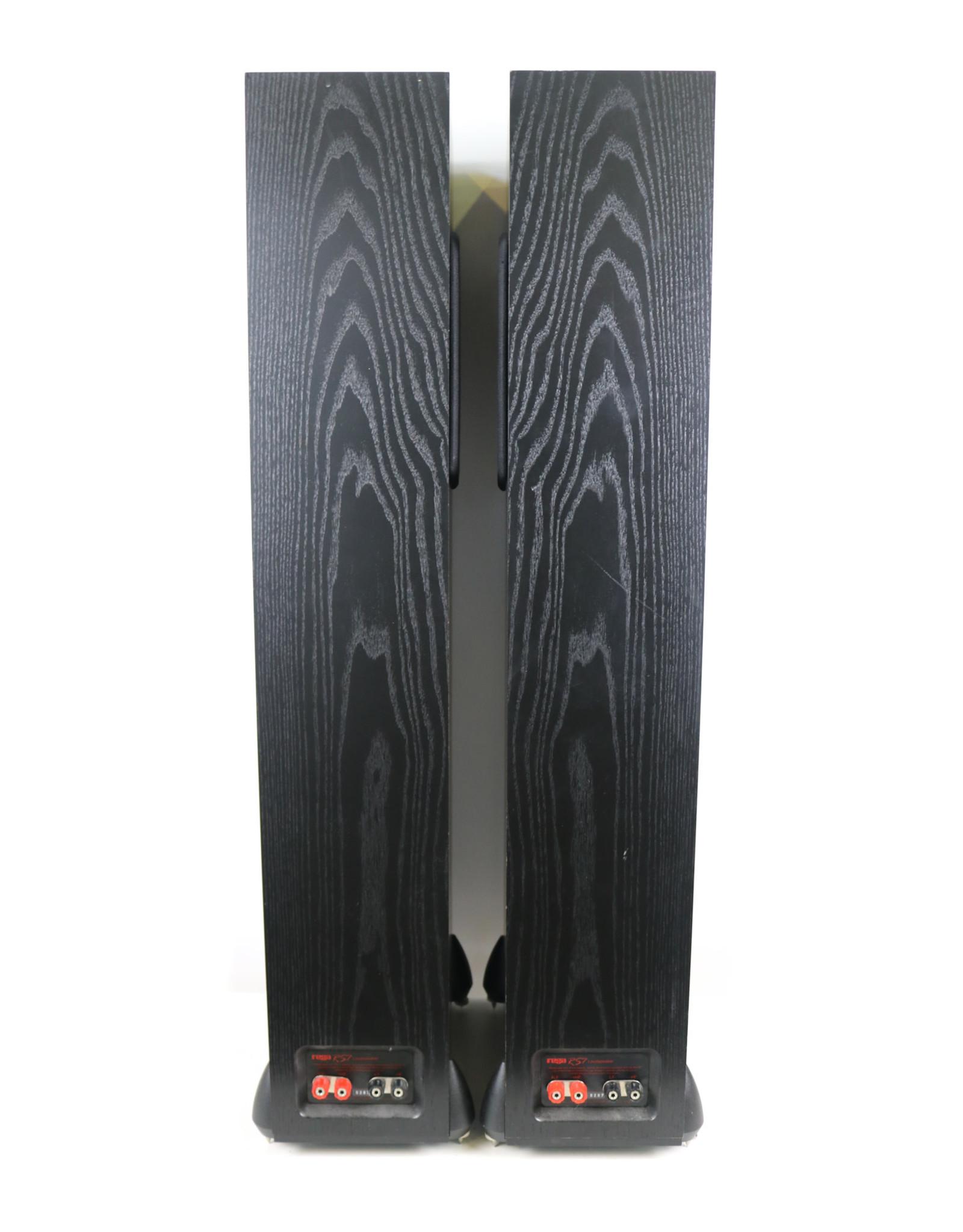 Rega Rega RS7 Floorstanding Speakers Black USED