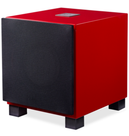 REL REL T/9i Subwoofer Red Limited Edition OPEN BOX