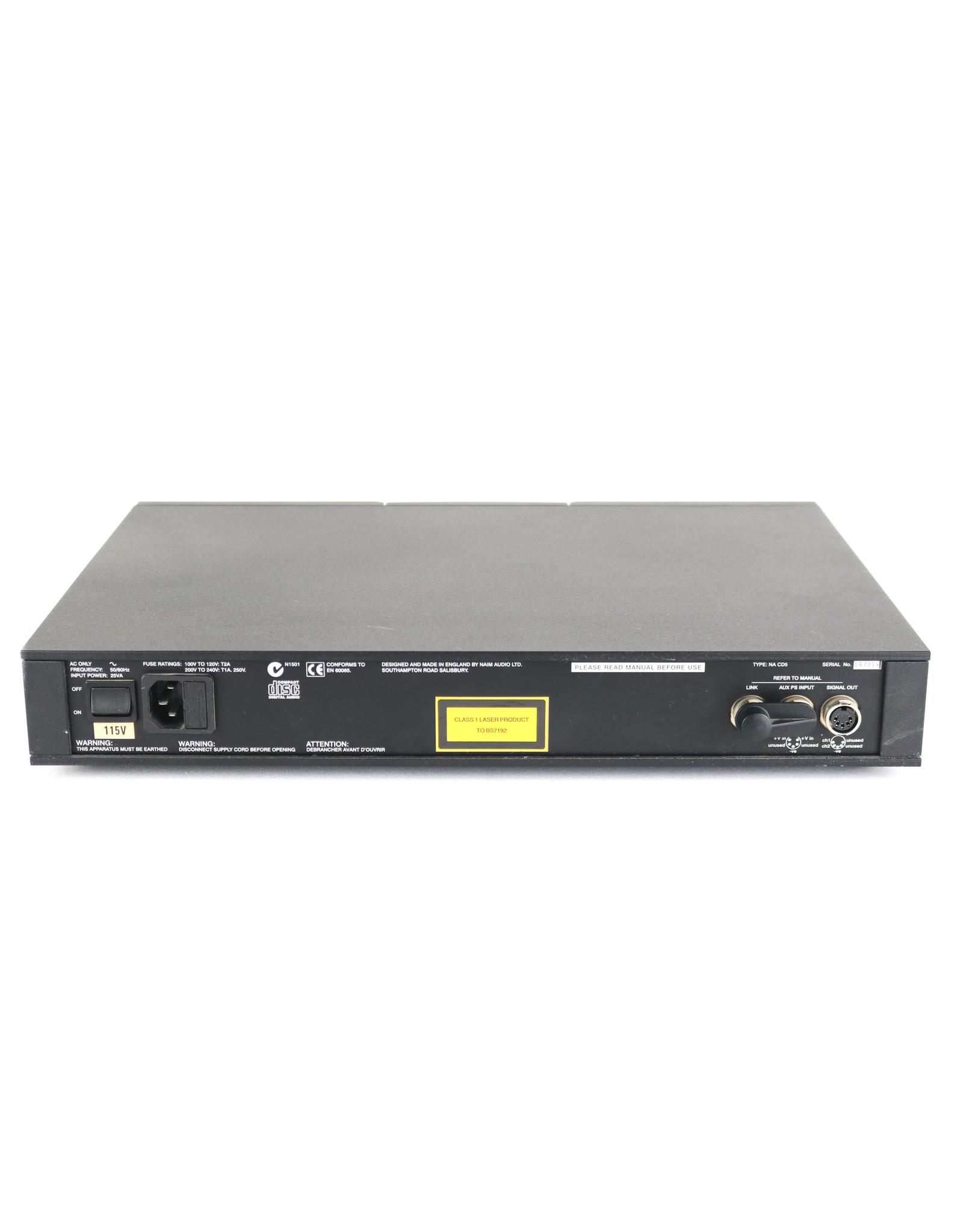 Naim Audio Naim Audio CD5 CD Player USED