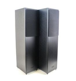 Rega Rega Jura Floorstanding Speakers Black Oak USED